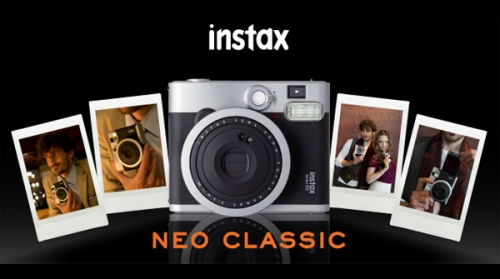 מצלמות ומדפסות Instax