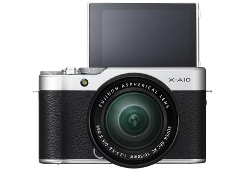 X-A10_16-50mm_front_tilt180_s