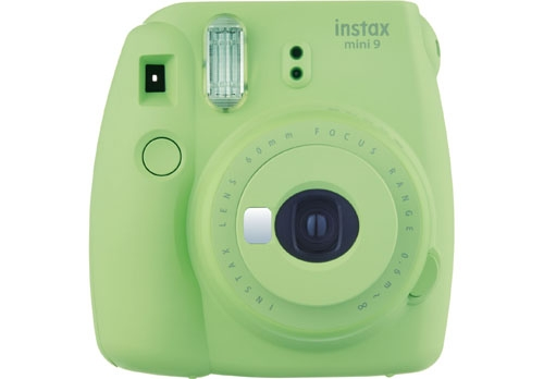 INSTAX MINI9 Front Lemon Green