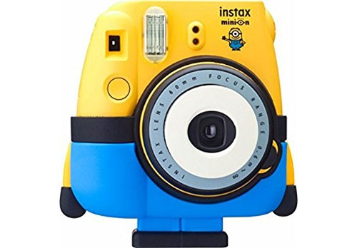 minion instax fujifilm camera