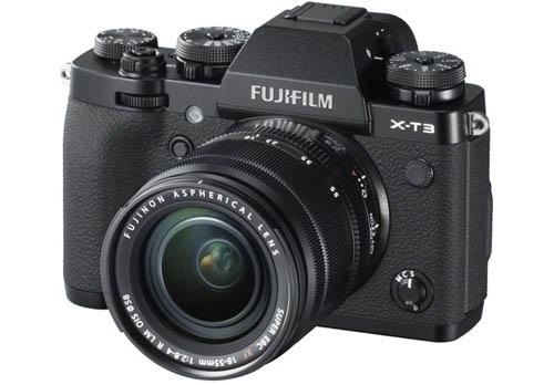 X-T3_Black_LeftOblXF18-55mm1-500x500