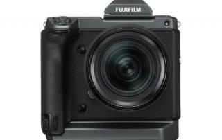 מצלמת פוג'יפילם GFX100