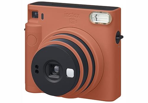 מצלמת פיתוח מיידי SQ1 צבע כתום