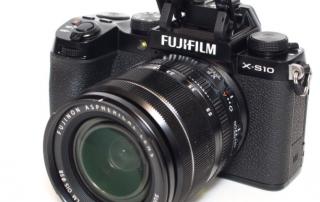 FUJIFILM XS10