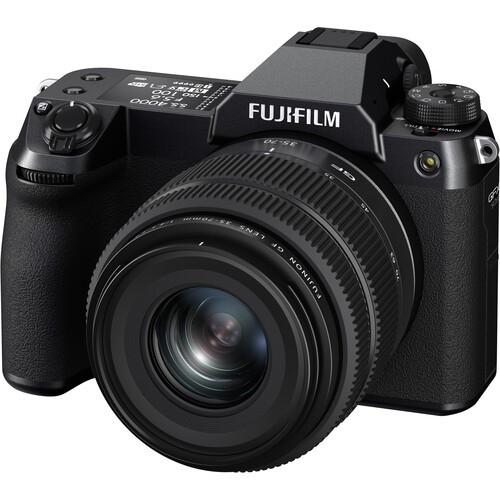 מצלמה חסרת מראה מדיום פורמט GFX50SII FUJIFILM