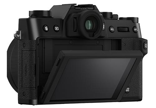 X-T30Ⅱ_back_diagonal_LCDtilt_15-45_black